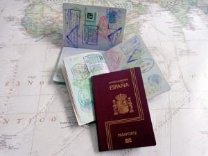 pasaporte visado